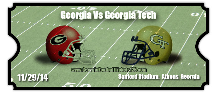 2014 Georgia Vs Georgia Tech