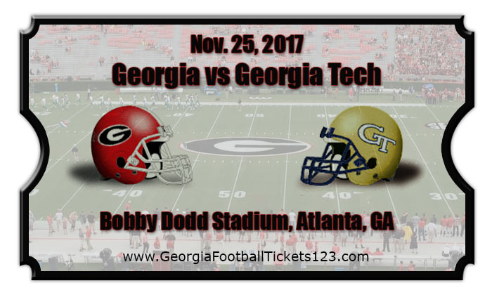2017 Georgia Vs Georgia Tech