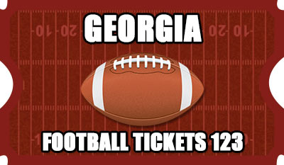 Georgia Football Tickets 123